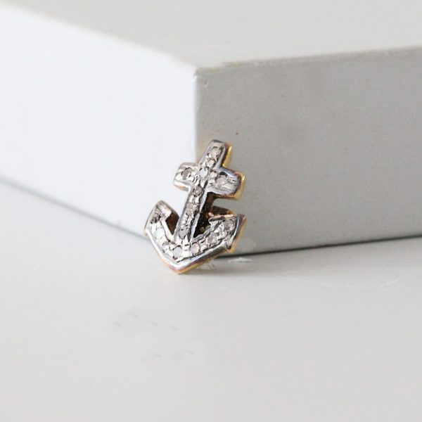Anchor Ring Charms