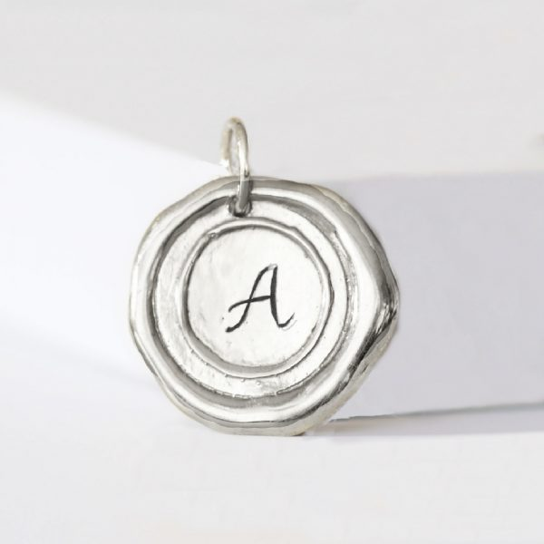 Personalised Necklace Letter