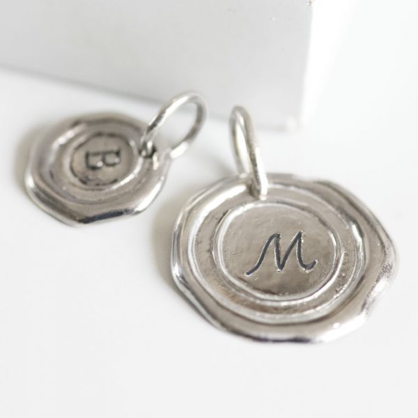 Wax Seal Sterling Silver