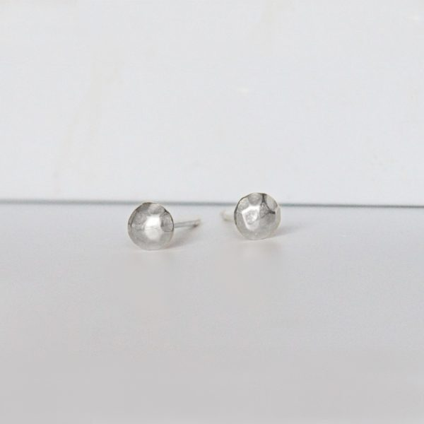 Sterling Silver Earrings Small Studs