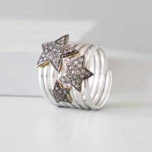 Star Ring Diamond