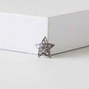 Small star Ring Charm